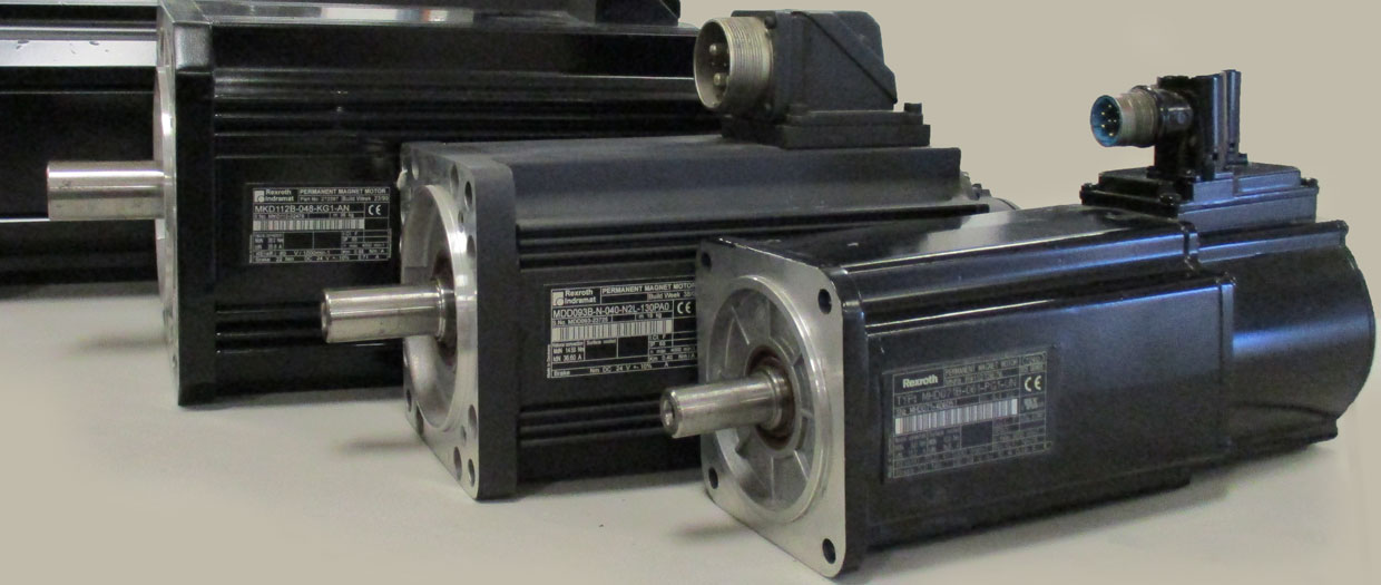 rexroth-indramat-motors
